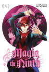 Magia the Ninth Vol 01-電子書籍
