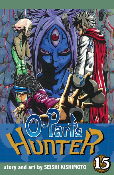 O-Parts Hunter, Vol. 15-電子書籍