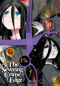 The Severing Crime Edge 10-電子書籍