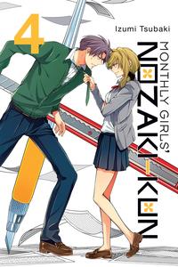 Monthly Girls' Nozaki-kun, Vol. 4-電子書籍