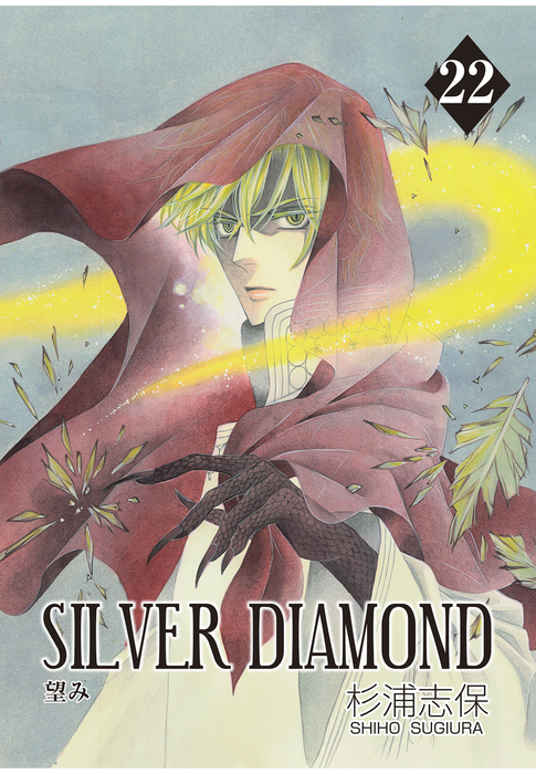 SILVER DIAMOND 22巻拡大写真