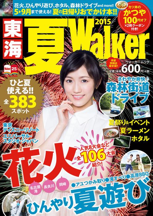 東海夏Walker2015-電子書籍-拡大画像