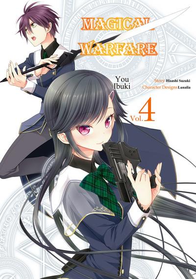 Magical Warfare 4