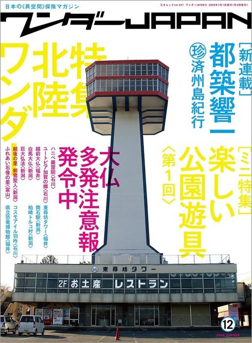 ワンダーJAPAN vol.12拡大写真