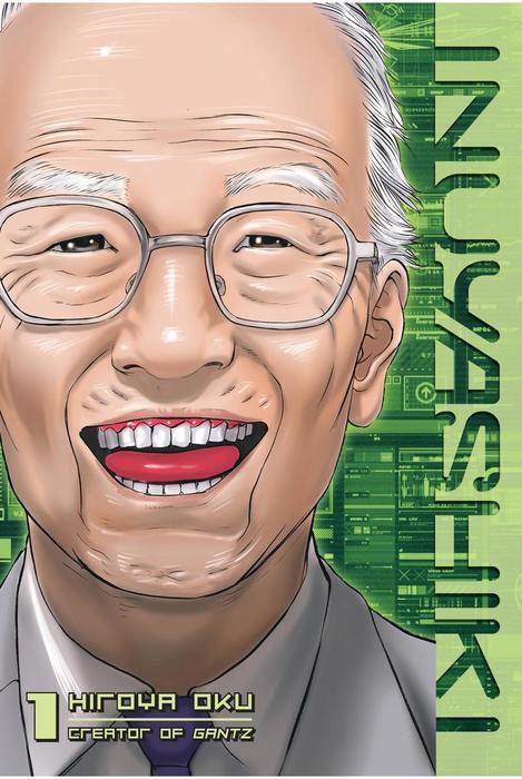 Inuyashiki 1拡大写真