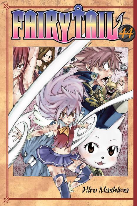 Fairy Tail 44-電子書籍-拡大画像