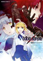 「Fate/hollow ataraxia(角川コミックス・エース)」シリーズ