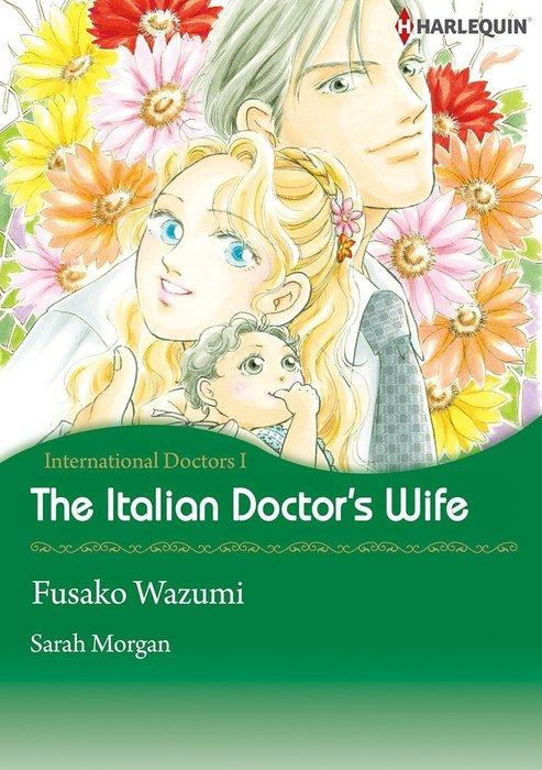 The Italian Doctor's Wife-電子書籍-拡大画像