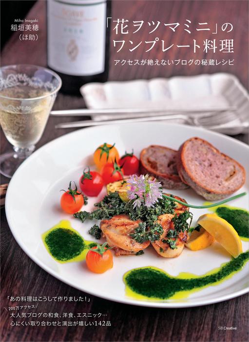 「花ヲツマミニ」のワンプレート料理―アクセスが絶えないブログの秘蔵レシピ拡大写真