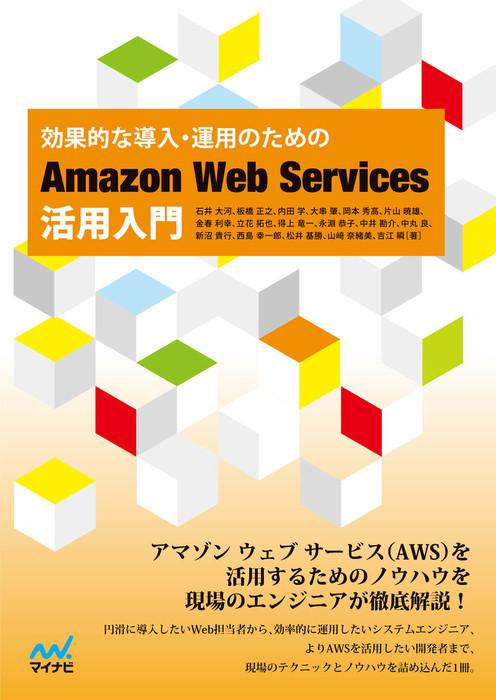 効果的な導入・運用のための Amazon Web Services活用入門-電子書籍-拡大画像