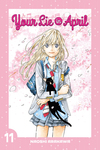 Your Lie in April Volume 11