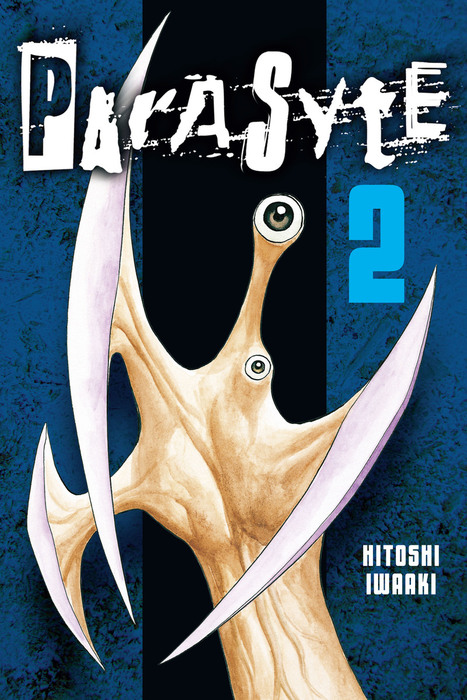 Parasyte 2拡大写真