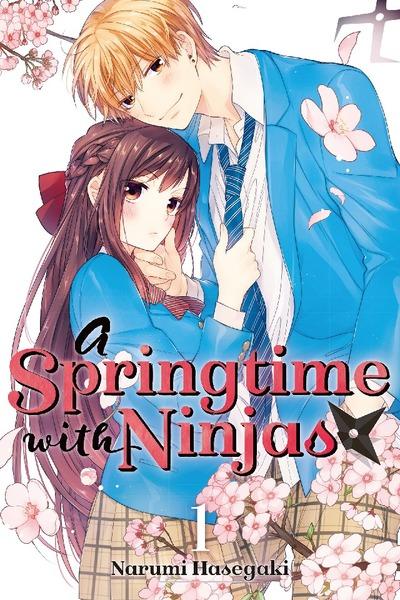 A Springtime with Ninjas Volume 1