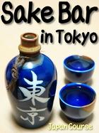Sake Bar in Tokyo