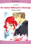 The Italian Millionaire's Marriage-電子書籍