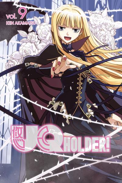 UQ Holder Volume 9