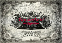 Wonderland Wars Library Records-Awake-(デジタルアイテムコード付き)