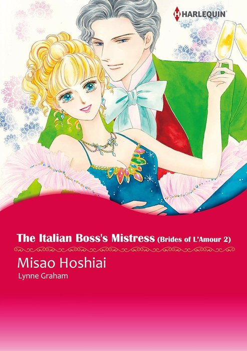 The Italian Boss's Mistress拡大写真