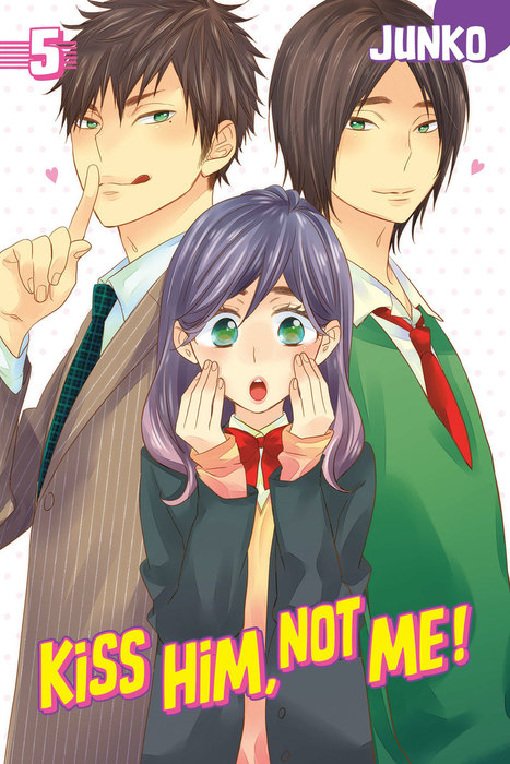 Kiss Him, Not Me 5拡大写真