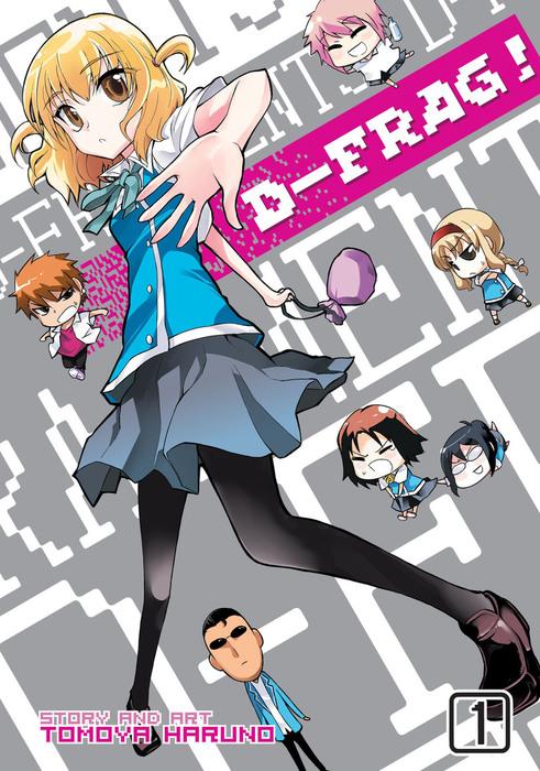D-Frag! Vol. 1-電子書籍-拡大画像