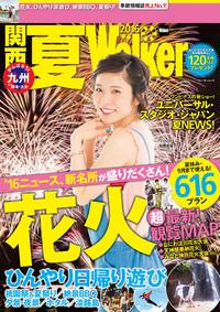 関西夏Walker2016-電子書籍