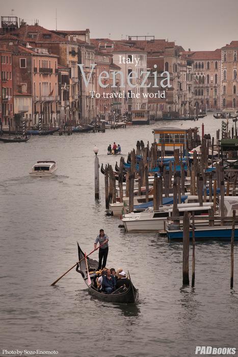 Venezia 写真集-電子書籍-拡大画像