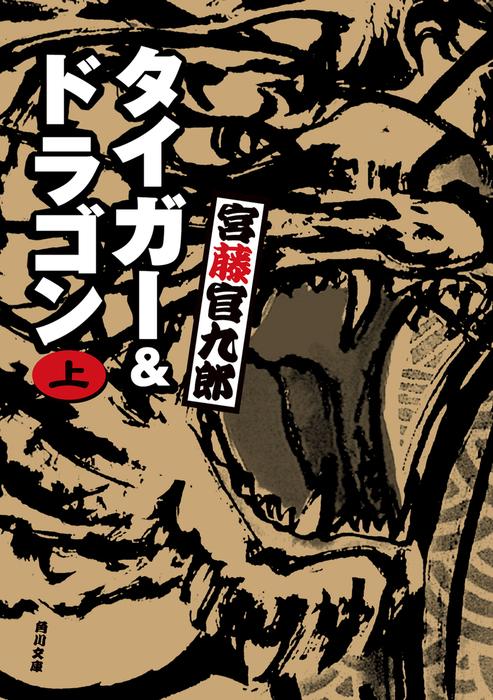 タイガー&ドラゴン 完全版 上-電子書籍-拡大画像