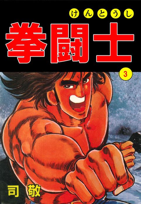 拳闘士 3拡大写真