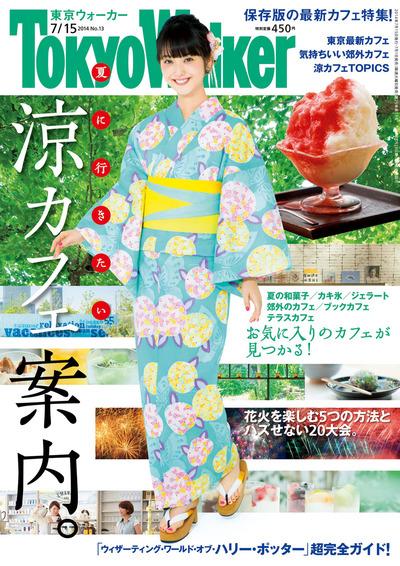 TokyoWalker東京ウォーカー 2014 No.13-電子書籍
