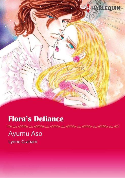 Flora's Defiance拡大写真