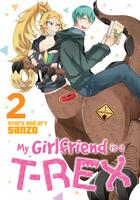 My Girlfriend is a T-Rex Vol. 02