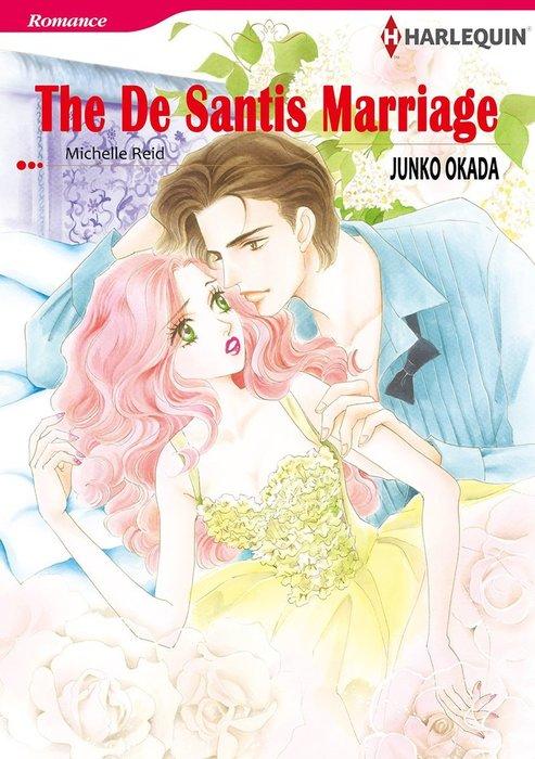 THE DE SANTIS MARRIAGE拡大写真