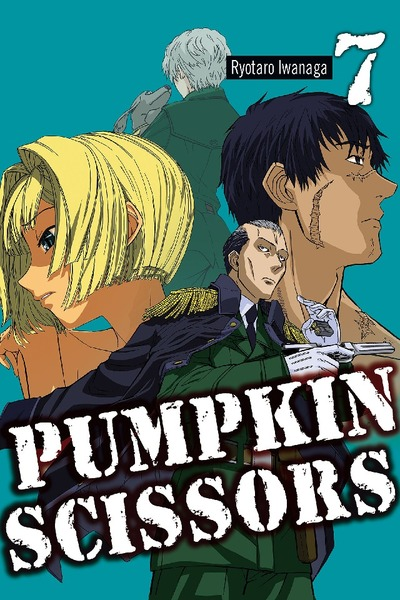Pumpkin Scissors Volume 7