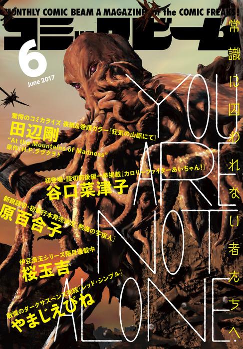 月刊コミックビーム 2017年6月号-電子書籍-拡大画像