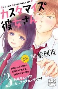 カスタマイズ彼女さん プチデザ(3)-電子書籍