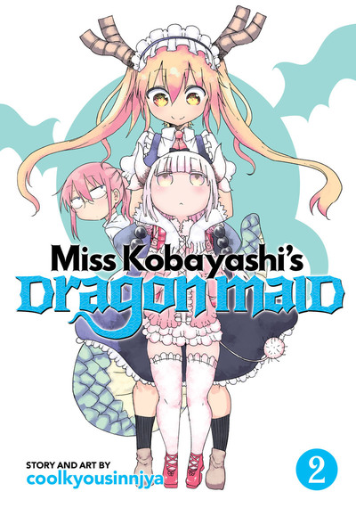 Miss Kobayashi's Dragon Maid Vol. 02
