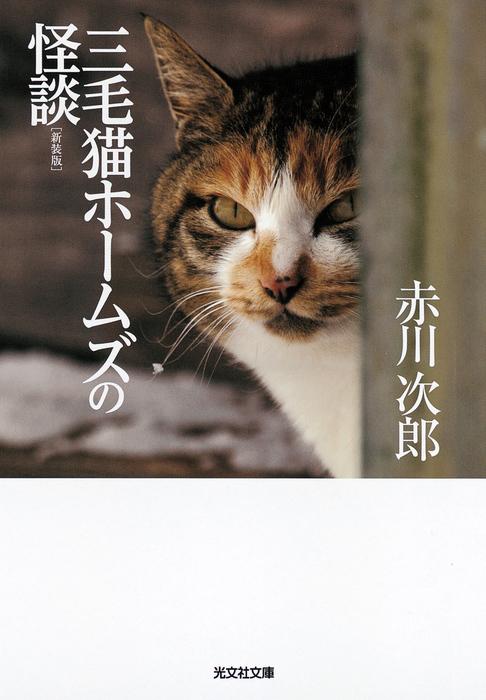 三毛猫ホームズの怪談 新装版拡大写真