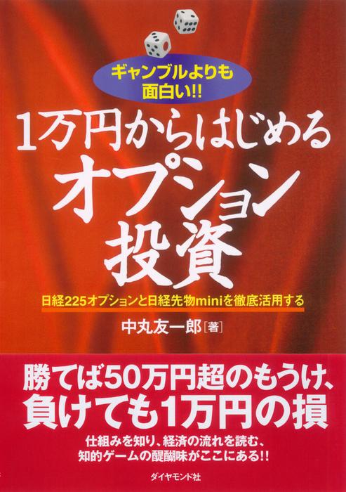 1万円からはじめるオプション投資-電子書籍-拡大画像