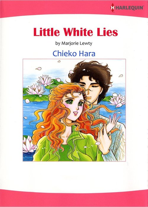 LITTLE WHITE LIES拡大写真