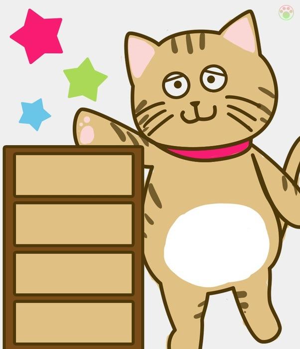 2月22日は『猫の日』だにゃー!きせかえ本棚04拡大写真