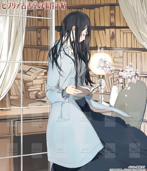 『ビブリア古書堂の事件手帖4 ~栞子さんと二つの顔~』きせかえ本棚【購入特典】拡大写真