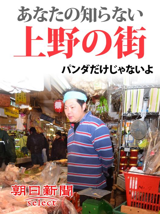 あなたの知らない上野の街 パンダだけじゃないよ拡大写真