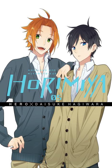 Horimiya, Vol. 5-電子書籍-拡大画像