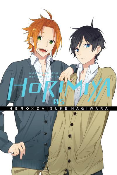 Horimiya, Vol. 5-電子書籍