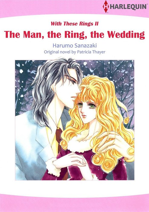 The Man, the Ring, the Wedding拡大写真