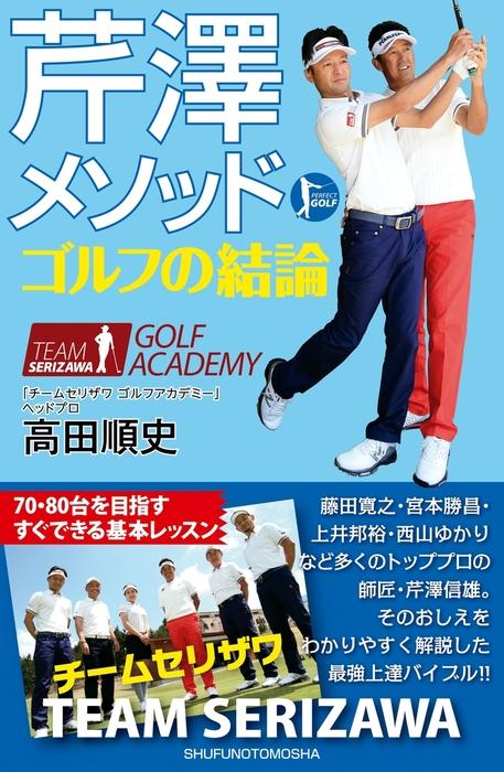 芹澤メソッド ゴルフの結論拡大写真