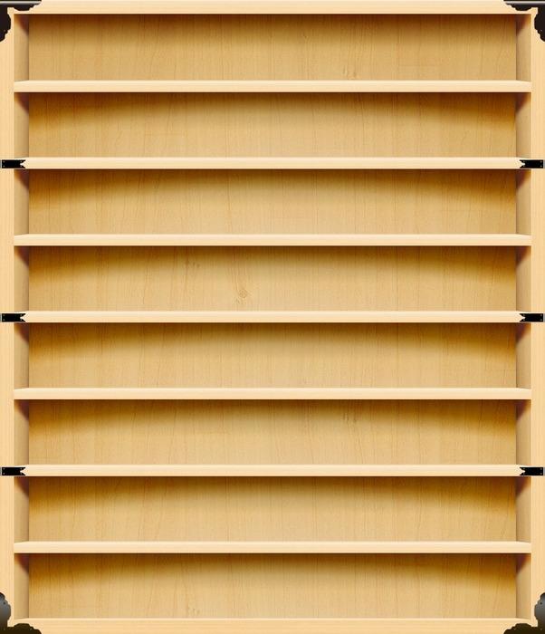 きせかえ本棚 『桐箪笥』 【64冊収納】拡大写真