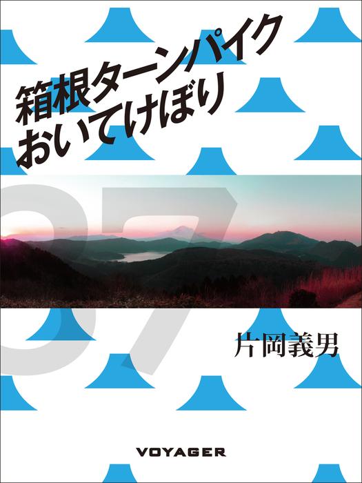 箱根ターンパイクおいてけぼり拡大写真