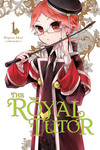 The Royal Tutor, Vol. 1-電子書籍
