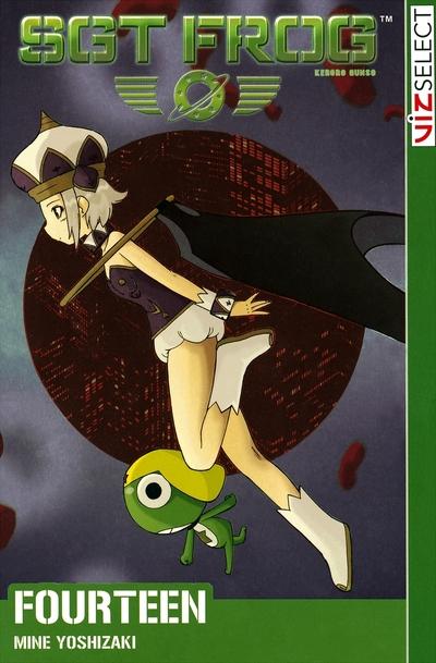 Sgt. Frog, Vol. 14-電子書籍
